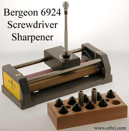 Screwdrivers Watchmakers