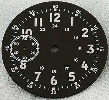 dials to fit unitas eta 6497 amp 6498 movements