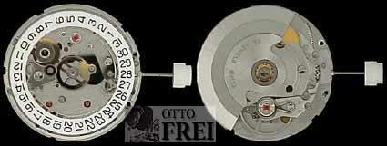 ETA 2824-2 NP-25 Jewels Watch Movement
