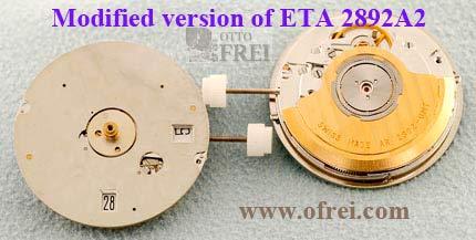 ETA Mechanical Watch Movements