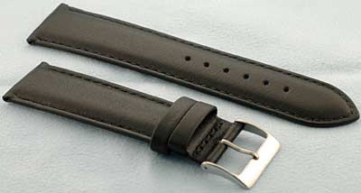 d9f16ee25fd 22 MM Leather Watch Band Straps