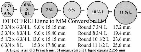 Mechanical Watch Movements
