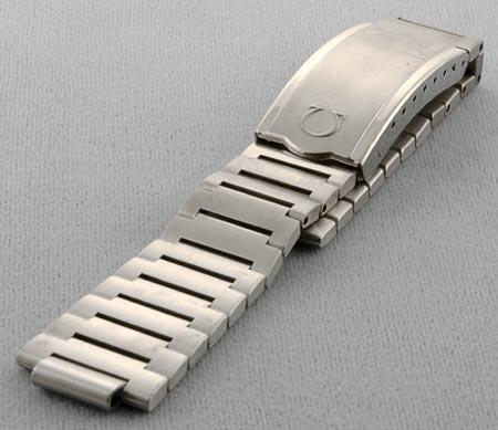 Omega Watch Bracelets Stainless Steel