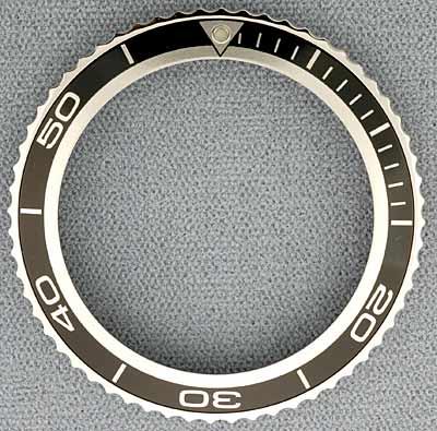 TimeZone : Sales Corner Archive » WTB: Omega PO black bezel