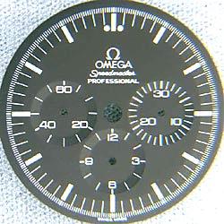 Omega Speedmaster 69/861 : la plus moche et la moins chère.. Ome321dial3